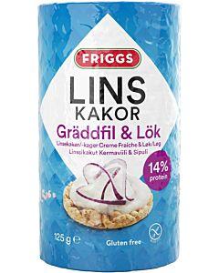FRIGGS  LINSSIKAKKU KERMAVIILI & SIPULI 125G