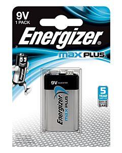 ENERGIZER MAX PLUS 9V  PARISTO 1KPL