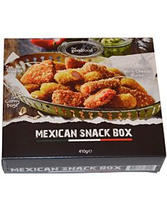 PAKASTE FGF MEXICAN SNACKBOX 410G