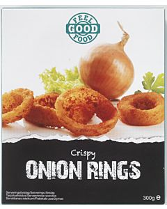 PAKASTE FGF ONION RINGS 300G
