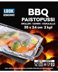 LOOK BBQ PAISTOPUSSI 24X35MM 2KPL