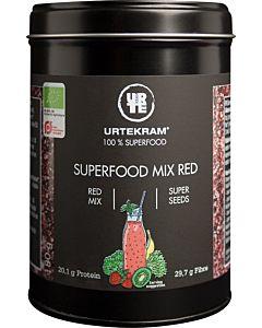 URTEKRAM LUOMU SUPERFOOD MIX RED 180G