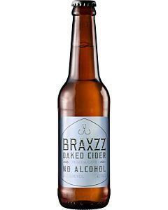 BRAXZZ OAKED CIDER ALKOHOLITON OMENASIIDERI 0,0% 0,33L