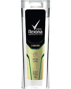 REXONA 250ML CHAMPIONS SUIHKUSAIPPUA