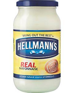 HELLMANNS REAL MAJONEESI 400G