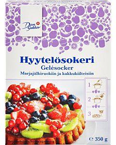 DANSUKKER HYYTELÖSOKERI 350G