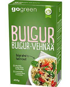GOGREEN 450G BULGUR-VEHNÄÄ