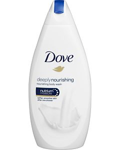 DOVE 500ML DEEPLY NOURISHING SUIHKUSAIPPUA
