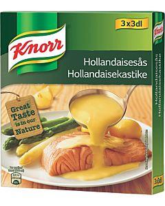 KNORR 3X22G HOLLANDAISEKASTIKE