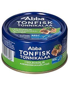ABBA TONNIKALAA ÖLJYSSÄ MSC 200/150G