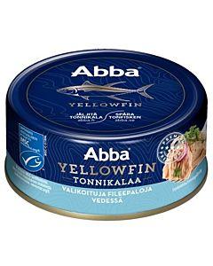 ABBA YELLWFIN TONNIKALAA VEDESSÄ MSC 150/105G