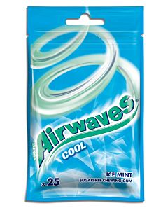 AIRWAVES 35G COOL ICE MINT PURUKUMI