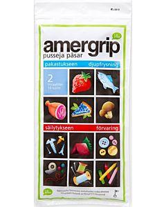 AMERGRIP 10KPL/2L GREEN PE PUSSI