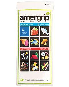 AMERGRIP 6KPL/4L PE GREEN PUSSI