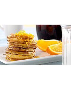 Resepti-Appelsiinipannukakut