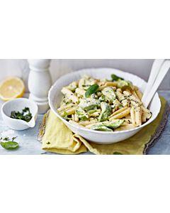 Resepti-Avokado-sitruunapasta