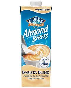 BLUE DIAMOND ALMOND BREEZE BARISTA BLEND MANTELIJUOMA 1L