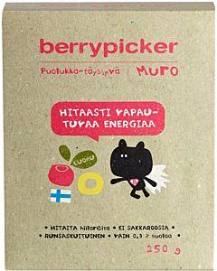 BERRYPICKER 4-VILJAN PUOLUKKAMURO 250G LUOMU