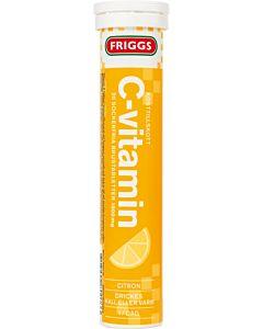 FRIGGS C-VITAMIINI SITRUUNA PORETABLETTI 20KPL