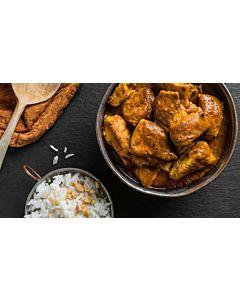 Resepti-Chicken Tikka
