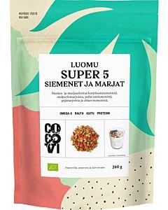 COCOVI LUOMU SUPERP5  SIEMENET & MARJAT 260G