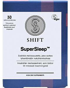 SHIFT SUPERSLEEP 30KPL