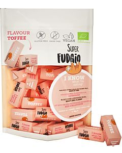 SUPER FUDGIO LUOMU TOFFEEFUDGE 150G