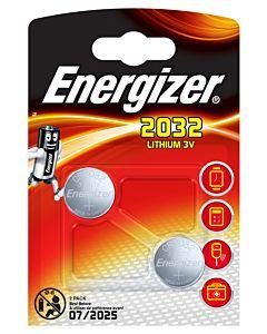 ENERGIZER LITHIUM CR2032 PARISTO 2KPL