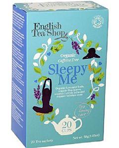 ENGLISH TEA SHOP LUOMUTEE SLEEPY ME 20PSS/ 30G