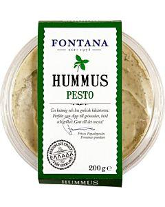 FONTANA HUMMUS PESTO 200G
