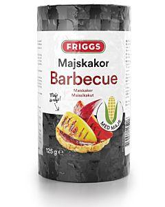 FRIGGS  MAISSIKAKKU BARBEQUE 125G GLUTEENITON