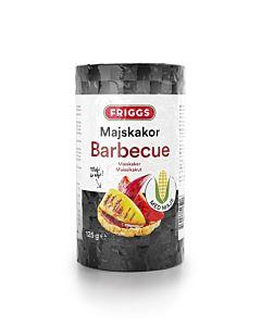 FRIGGS  MAISSIKAKKU BARBEQUE 125G