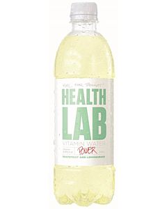 HEALTH LAB POWER 0,5L VITAMINOITU KIVENNÄISVESI
