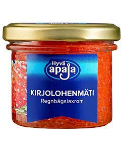 HYVÄ APAJA KIRJOLOHENMÄTI PASTÖROITU 100G