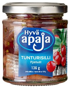 HYVÄ APAJA TUNTURISILLI 136/120G