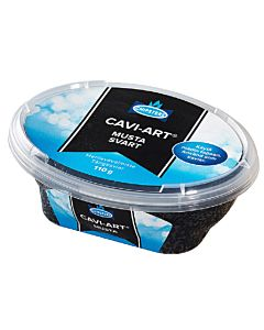 CHIPSTERS CAVI-ART MUSTA 110G
