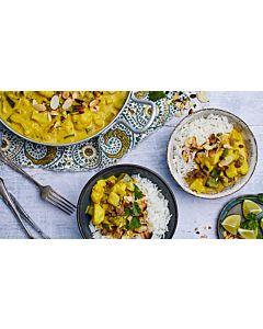 Resepti-Keltainen Härkis® curry