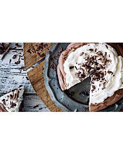 Resepti-Irish cream kakku