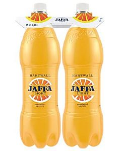 HARTWALL JAFFA APPELSIINI LIGHT 1,5L 2-PACK