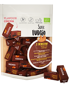 SUPER FUDGIO LUOMU KAAKAOFUDGE 150G