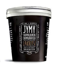 PAKASTE JYMY SUOMALAINEN LUOMUJÄÄTELÖ LAKRITSI 500ML