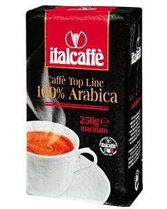 ITALCAFFE KAHVI JAUHETTU ARABICA 100% 250G