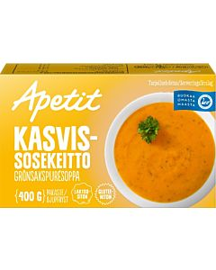 PAKASTE APETIT KASVISSOSEKEITTO 400G