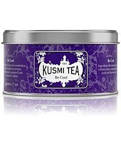 KUSMI TEA BE COOL HYVINVOINTI-IRTOTEE 125G