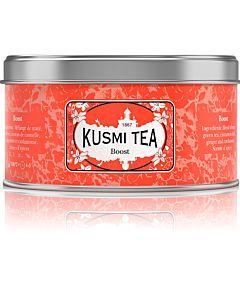 KUSMI TEA BOOST HYVINVOINTI-IRTOTEE 125G