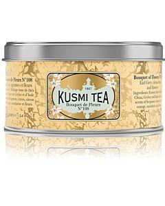 KUSMI TEA BOUQUET Nº108 MUSTA IRTOTEE 125G