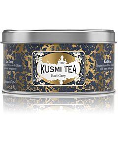 KUSMI TEA EARL GREY MUSTA IRTOTEE 125G