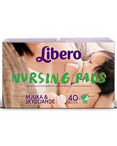 LIBERO LIIVINSUOJAT BEIGE 40KPL