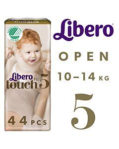 LIBERO TOUCH TEIPPIVAIPPA KOKO 5 (10-14KG) 44KPL