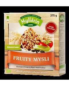 MYLLÄRIN LUOMU FRUITY MYSLI 375G